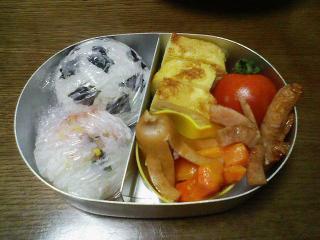 チビのお弁当♪